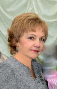 Рибалка Антоніна Іванівна