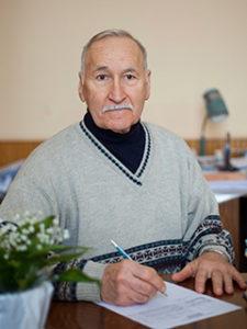 Калінін Віталій Веніамінович.