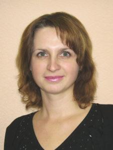 Коваленко Олена Миколаївна