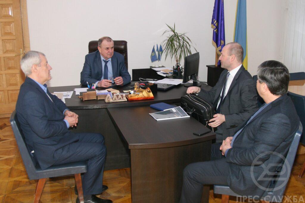 Регіональний директор рейтингової агенції Quacquarelli Symonds відвідав ХНУРЕ